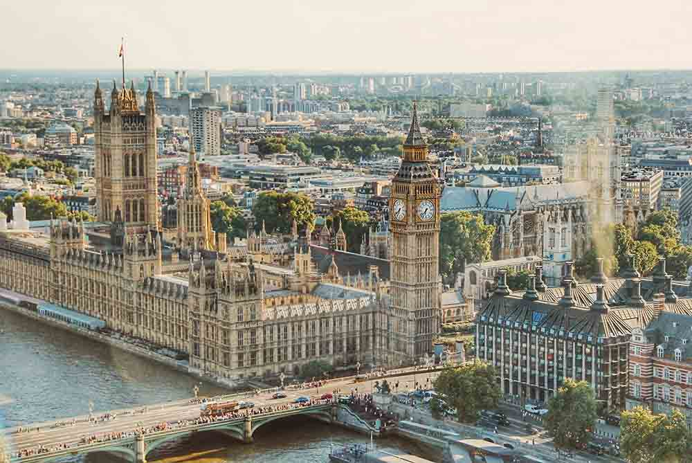 Private guided London city tour